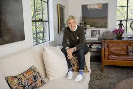 ellen degeneres home decor functional art forms nyc monthly