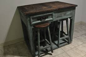 pine kitchen island with 4 stools royola pacific ltd ga