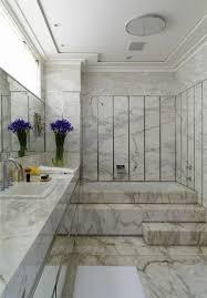bathroom elegance master marble bathroom features striking display
