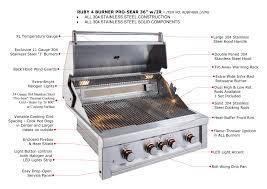 bbq gas grills sunstonemetalproducts com