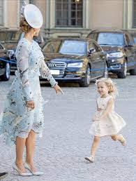 crown princess victoria sweden celebrates birthday