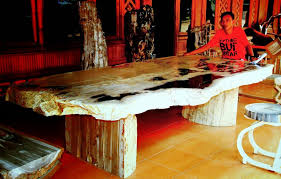 petrified wood end table stunning petrified wood accent table pics ideas surripui net