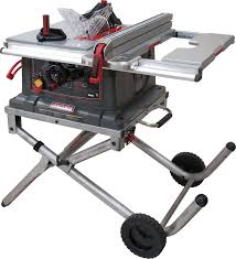 Masonry Saw Bench For Sale Craftsman 10
