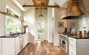 what is the best wood for white kitchen cabinets the best flooring for your kitchen flooring america
