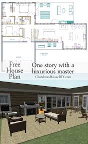 Free Home Designs And Floor Plans 90 Best Free House Plans Grandma U0027s House Diy Images On Pinterest