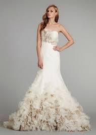 ombre wedding dress turmec vera wang ombre wedding dress