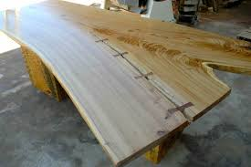Walnut Slab Table Forest Products Supply