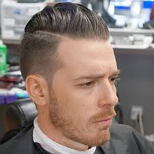 hard part hair men 25 cool medium length men s haircuts high fade undercut and