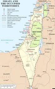 Map Of Canaan Israel Map The Palestinian Region U0027s Changing Borders Palestine