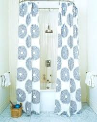 Clawfoot Tub Shower Curtain Liner Best Shower Curtains Teawing Co