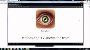 showbox free apk showbox for android tv and on pc windows mac august 2014