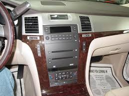 cheap cadillac escalade 2007 2014 cadillac escalade car audio profile