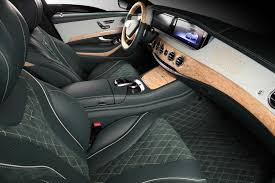 mercedes benz s600 guard interior becomes arab story via topcar