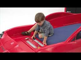 step2 corvette toddler to bed with lights step2 corvette bed without lights translation