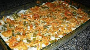 green bean casserole recipe a thanksgiving favorite in my family