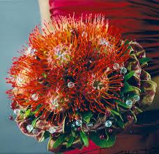 wedding flowers etc a for flowers unique wedding bouquets the protea