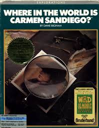where in the world is carmen sandiego for apple ii 1985 mobygames