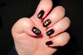 nail design chanel nail arts