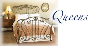 queen iron beds the american iron bed co