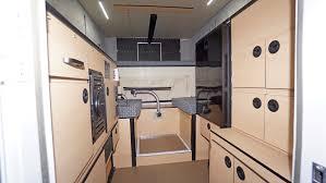 ford earthroamer interior 2016 four wheel camper hawk loaded w solar sold
