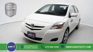 Yaris Sedan 2008 2008 Toyota Yaris Sedan In California For Sale 40 Used Cars