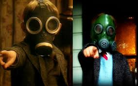 gas mask for halloween costume jennuine by rook no 17 halloween show u0026 tell doctor who