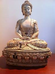 spiritual statues half length statue buddha statua mezzo busto budda home decor