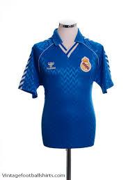 Baju Adidas Ori classic and retro real madrid football shirts vintage football shirts