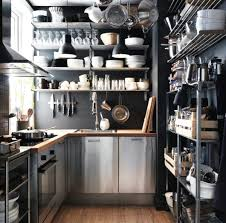edelstahl küche faszinierend edelstahl küche edelstahlküche für zuhause auf home