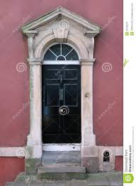 House Front Door London Town House Front Door Royalty Free Stock Photos Image