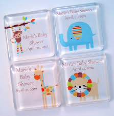 personalized baby shower favors baby shower giveaways ideas baby shower favors magnets zoo baby