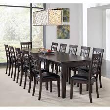 alec 13 piece dining set