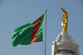 Flag Of Turkmenistan Fathom Know Before You U0027re The First To Go A Primer To The Stans
