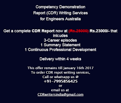 resume template for experienced engineers australia cdr format what is the best way to prepare a competency demonstration report