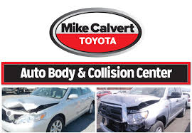 toyota car center visit mike calvert toyota s auto and collision center