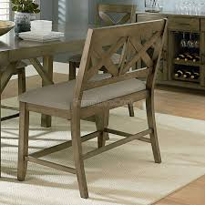 Dining Room Bench With Back Best 25 Counter Height Bench Ideas On Pinterest Used Bar Stools