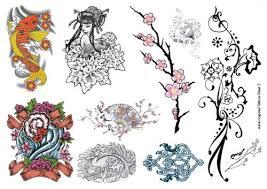asian designs asian tattoo designs set tattooshunt com