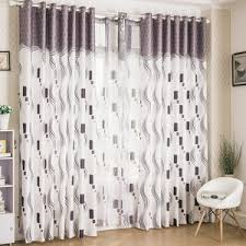 Contemporary Blackout Curtains Purple Curtains Dark Purple Curtains Purple Blackout Curtains