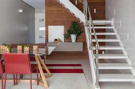 Stainless Steel Banister Stainless Steel Handrail See Tips And 60 Models With Photos