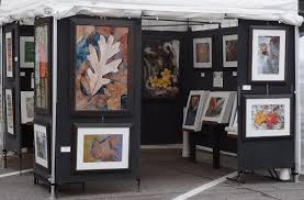 art booth display ideas outside the box 1000 images about art