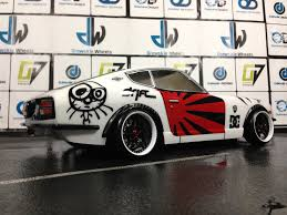 custom nissan skyline drift tamiya oak man designs page 2