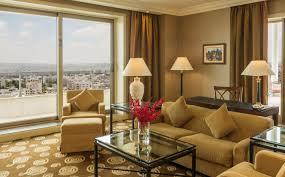 Living Room Amman Number Diplomatic Suite L Sheraton Amman Al Nabil Hotel