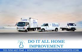 do it all home improvements portable building service nassau