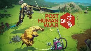 post human w a r