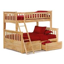 mainstays twin over wood bunk bed multiple finishes arafen