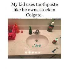 Toothpaste Meme - tooth paste jokes kappit