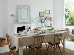 Scandinavian Dining Room Furniture Romantic Dining Room Scandinavian With Chair Cushions