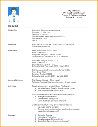 simple student resume format simply college resume format pdf college student resume pdf simple