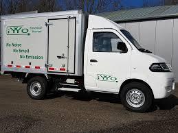 electric mini truck easy go electric vehicles linkedin