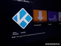 how to install kodi on an amazon fire tv stick android central